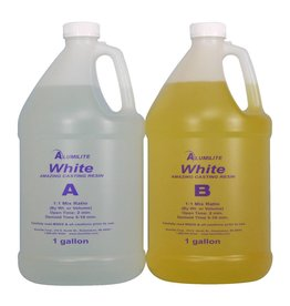Alumilite Corporation Alumilite White 2 Gallon Kit