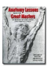 Anatomy Lessons From The Great Masters Book