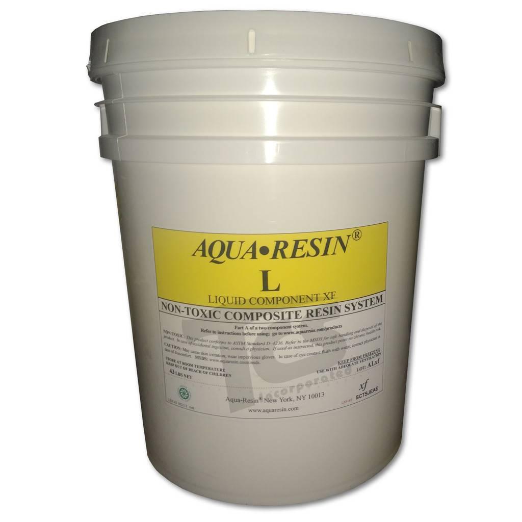 Aquaresin Aqua-Resin L 43lb