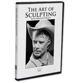 Faraut DVD #3: The Art of Sculpting with Philippe Faraut: Men