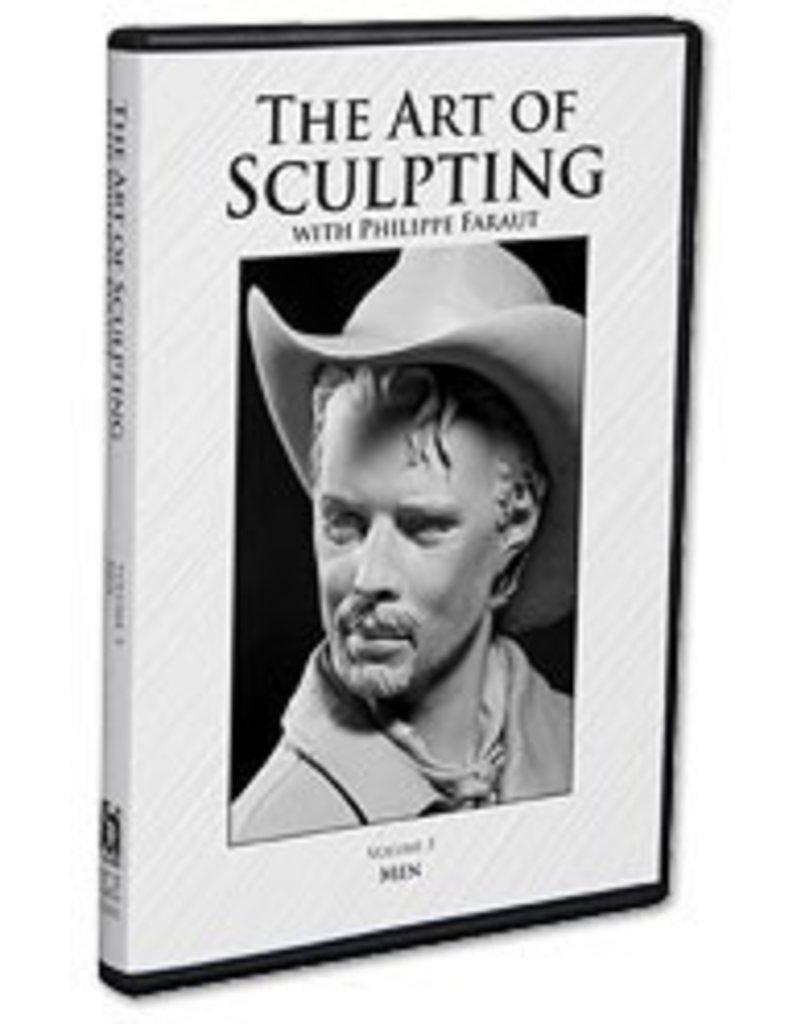 Faraut DVD #3: The Art of Sculpting with Philippe Faraut: Men