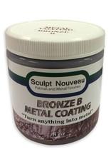 Sculpt Nouveau B Metal Coat Bronze 8oz