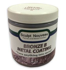 Sculpt Nouveau B Metal Coat Bronze 8oz