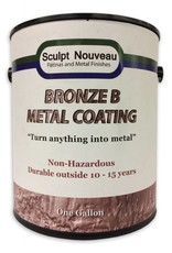 Sculpt Nouveau B Metal Coat Bronze Gallon