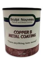 Sculpt Nouveau B Metal Coat Copper 32oz