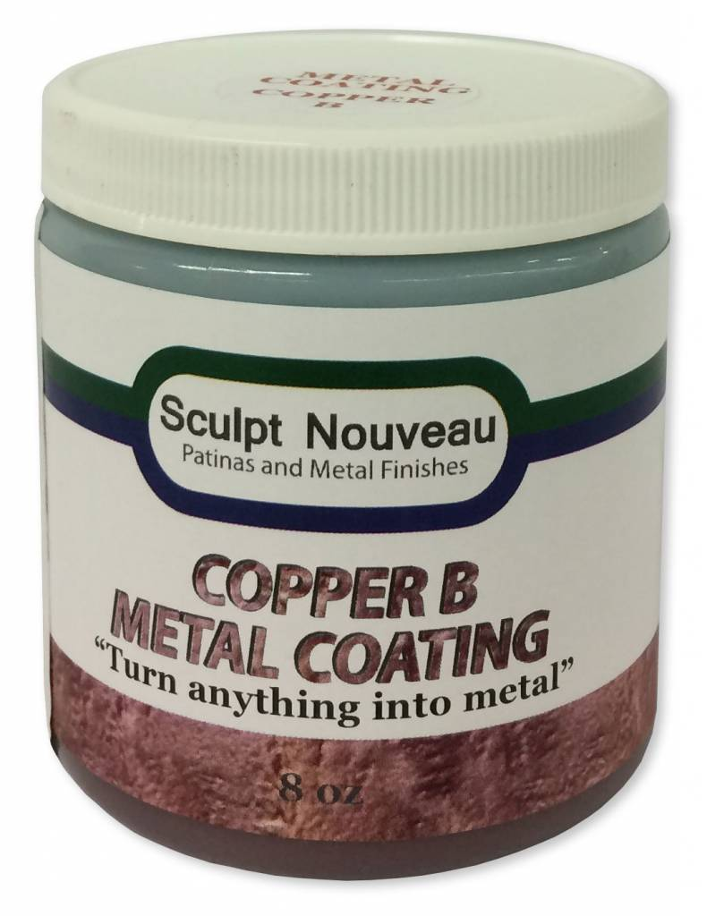 Sculpt Nouveau B Metal Coat Copper 8oz