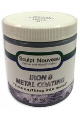 Sculpt Nouveau B Metal Coat Iron 8oz