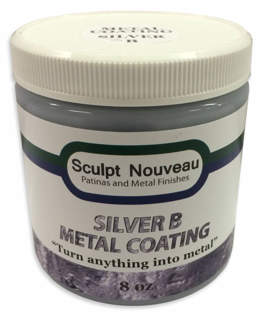 Sculpt Nouveau B Metal Coat Silver 8oz