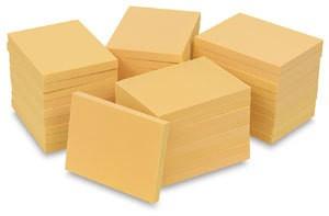 Amaco Balsa Foam I Classpack 4.5''x6''x.5''