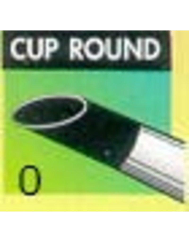 Clay Shaper Black Cup Round #0 Clayshaper