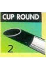 Clay Shaper Black Cup Round #2 Clayshaper