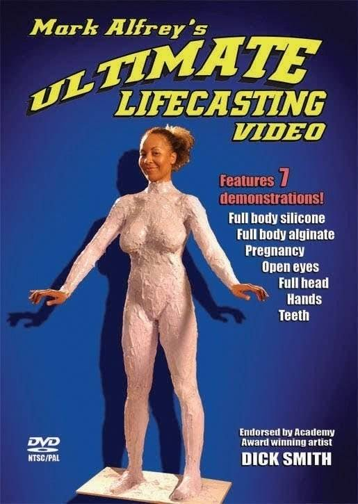 Body Casting Mark Alfrey DVD