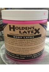 Holden's Latex Body Latex Fluorescent Pink Pint