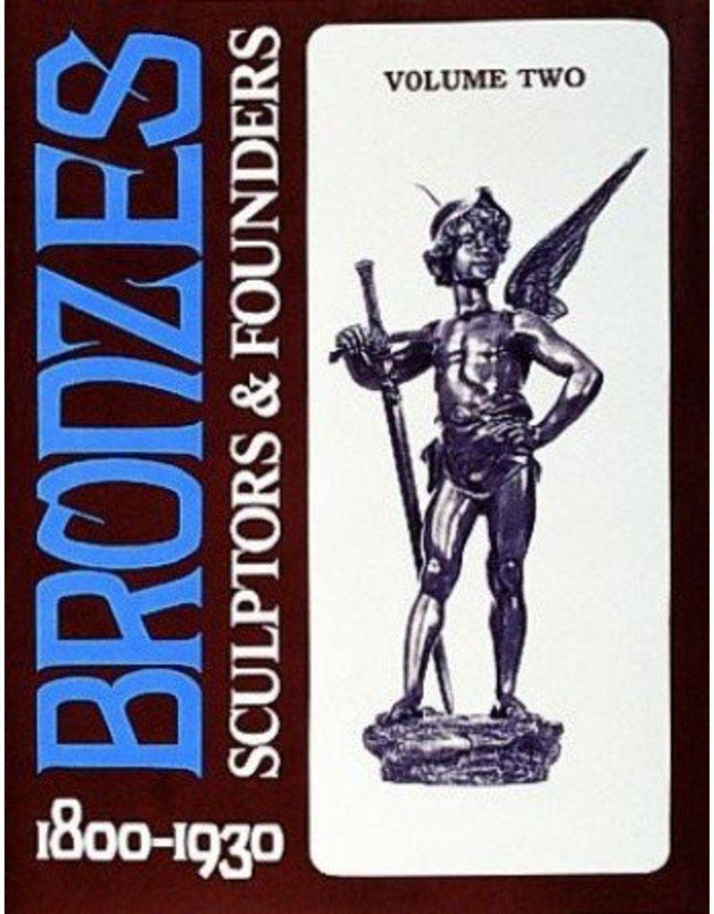 Schiffer Publishing Bronzes Volume 2 Berman Book