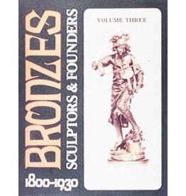 Schiffer Publishing Bronzes Volume 3 Berman Book