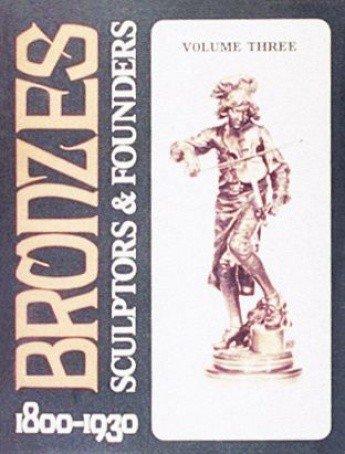 Schiffer Publishing Bronzes Volume 3 Berman Book