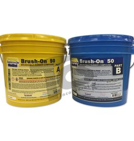 Smooth-On BRUSH-ON 50 2 Gallon Kit