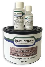 Sculpt Nouveau C Metal Coat Bronze 16oz Kit