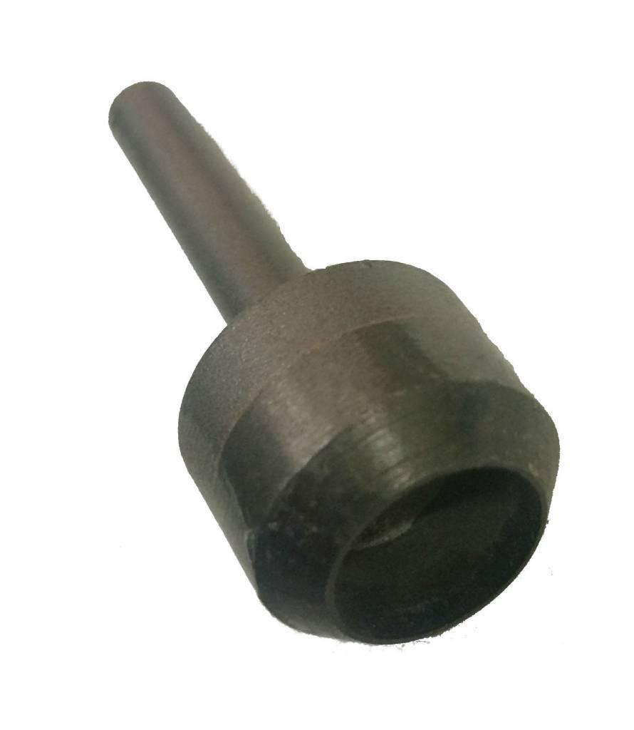 "Trow & Holden Carbide Bantam Bushing  Cup Chisel 5/16"" Shank"