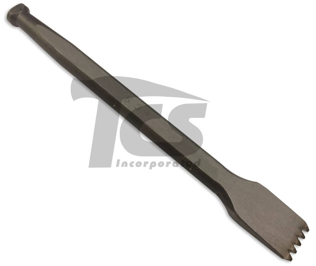 Trow & Holden Carbide Mallethead 5G Tooth 1'' Head 1/2'' Stock
