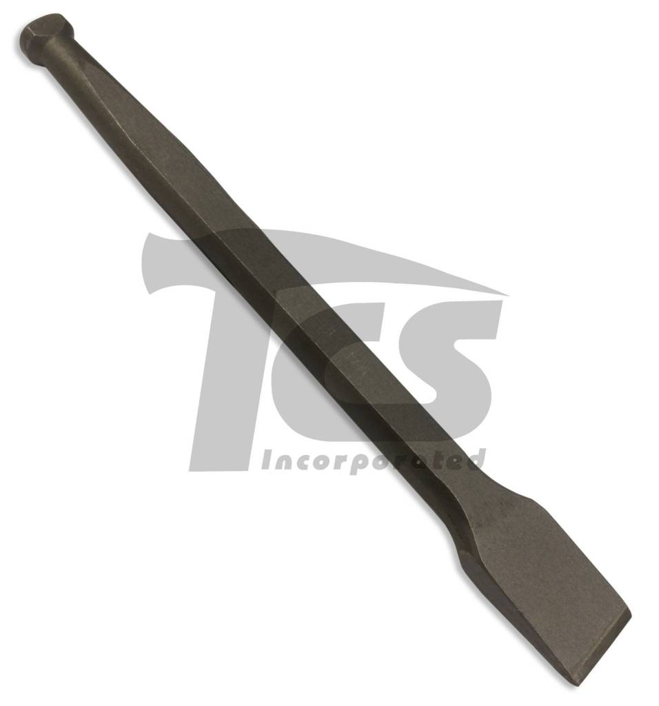 Trow & Holden Carbide Mallethead Flat 1'' Head 1/2'' Stock