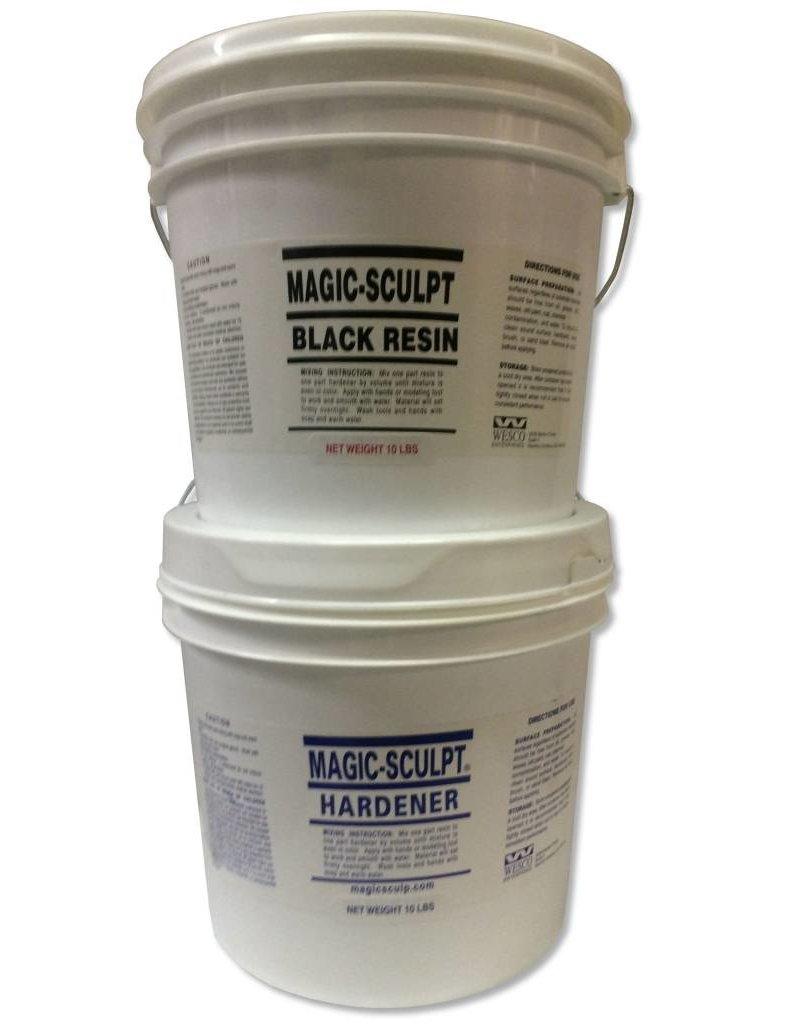 Magic-Sculpt Magic-Sculpt Black 20lb Kit