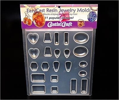 ETI Carded Polypropylene Jewelry Mold 33610