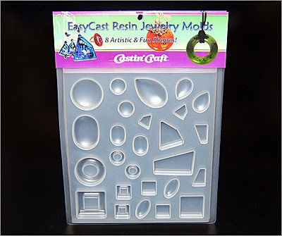 ETI Carded Polypropylene Jewelry Mold 33620