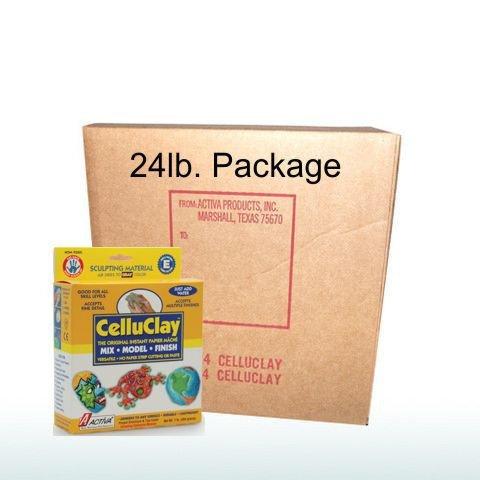 Activa Celluclay I Gray 24lb