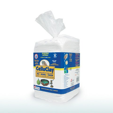 Activa Celluclay II White 5lb