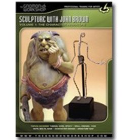 Gnomon Workshop Character Armatures Sculpture John Brown DVD #1