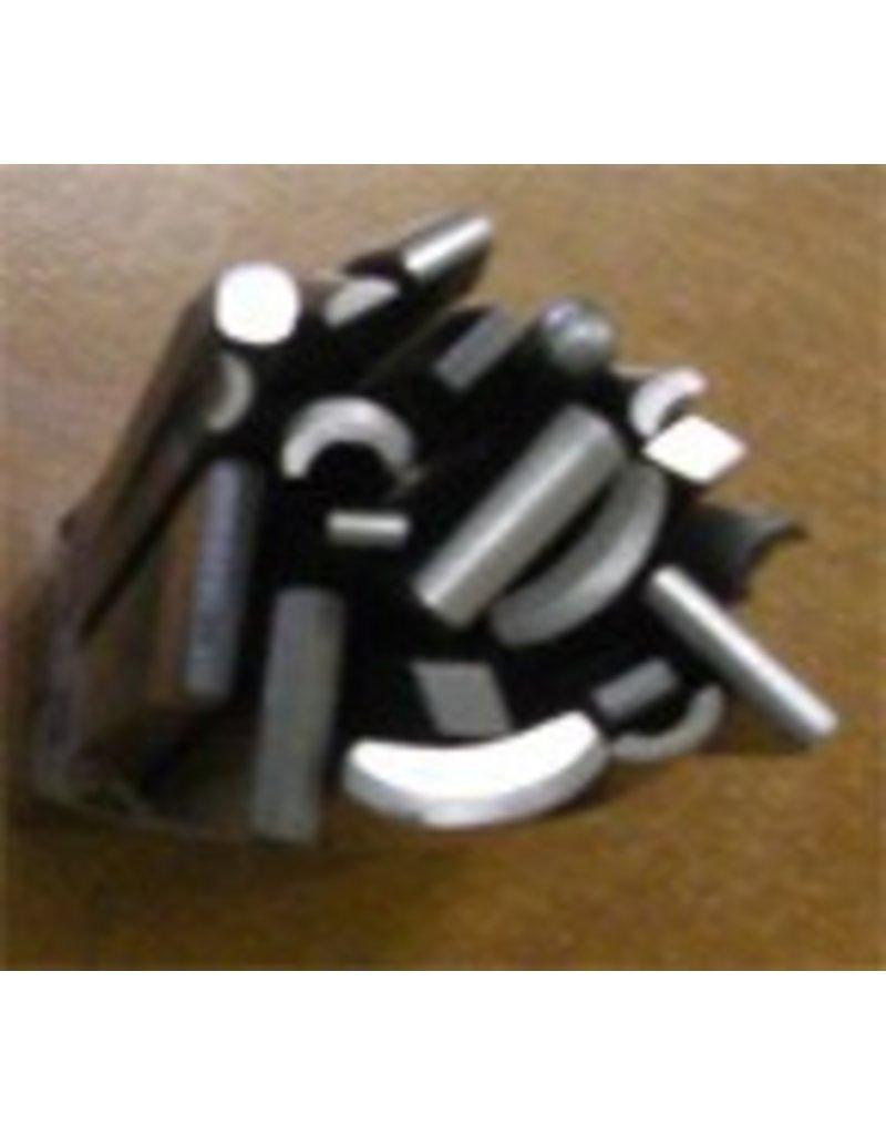 U.J. Ramelson Co, Inc. Chasing Tool Set 20pc