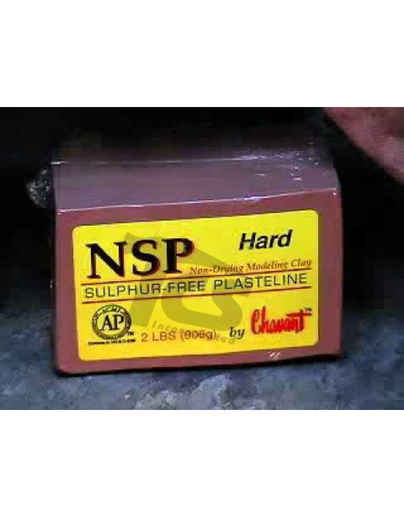 Chavant Chavant NSP Hard Brown 2lb