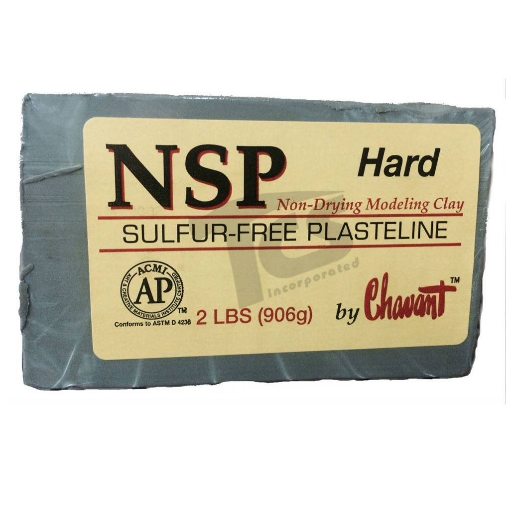 Chavant NSP Hard Green 2lb