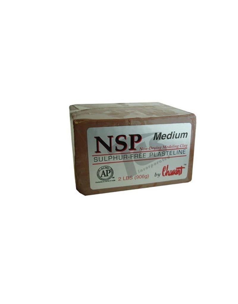 Chavant NSP Medium Brown 2lb