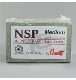 Chavant Chavant NSP Medium Green 2lb