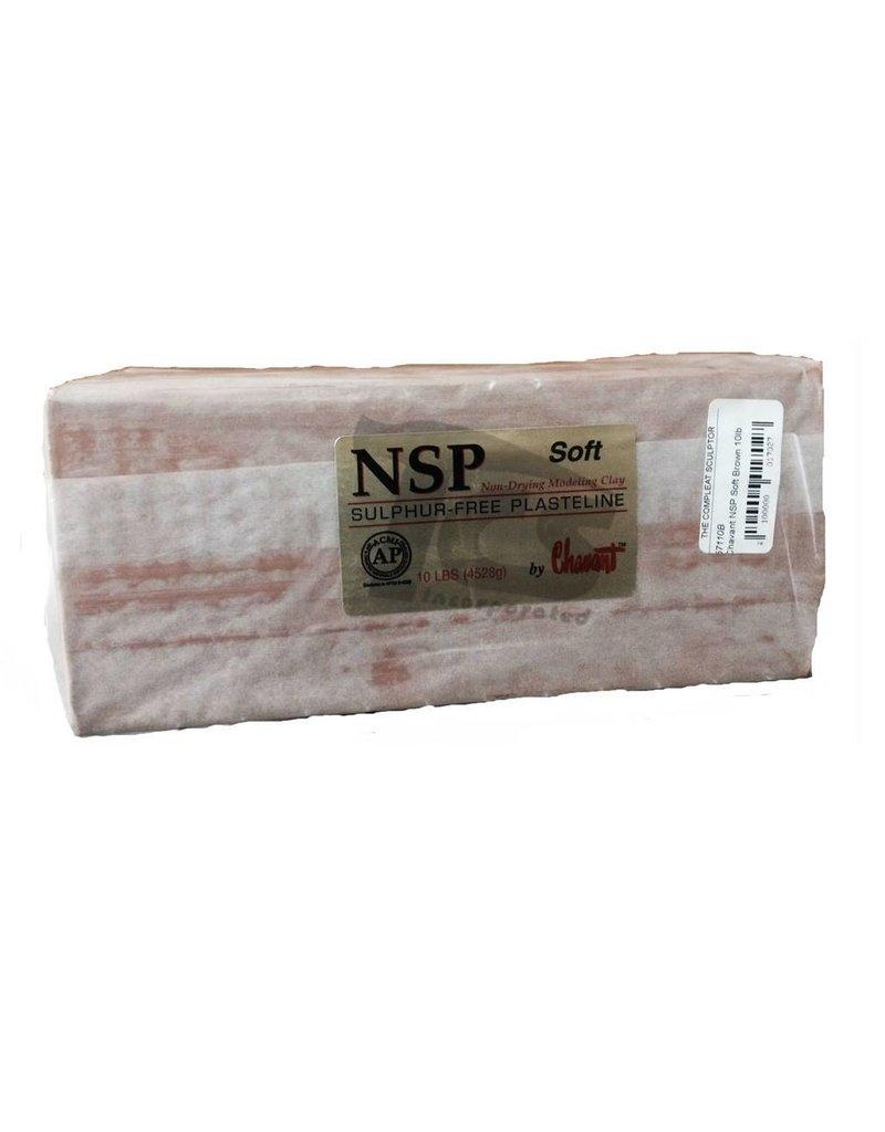Chavant Chavant NSP Soft Brown 10lb