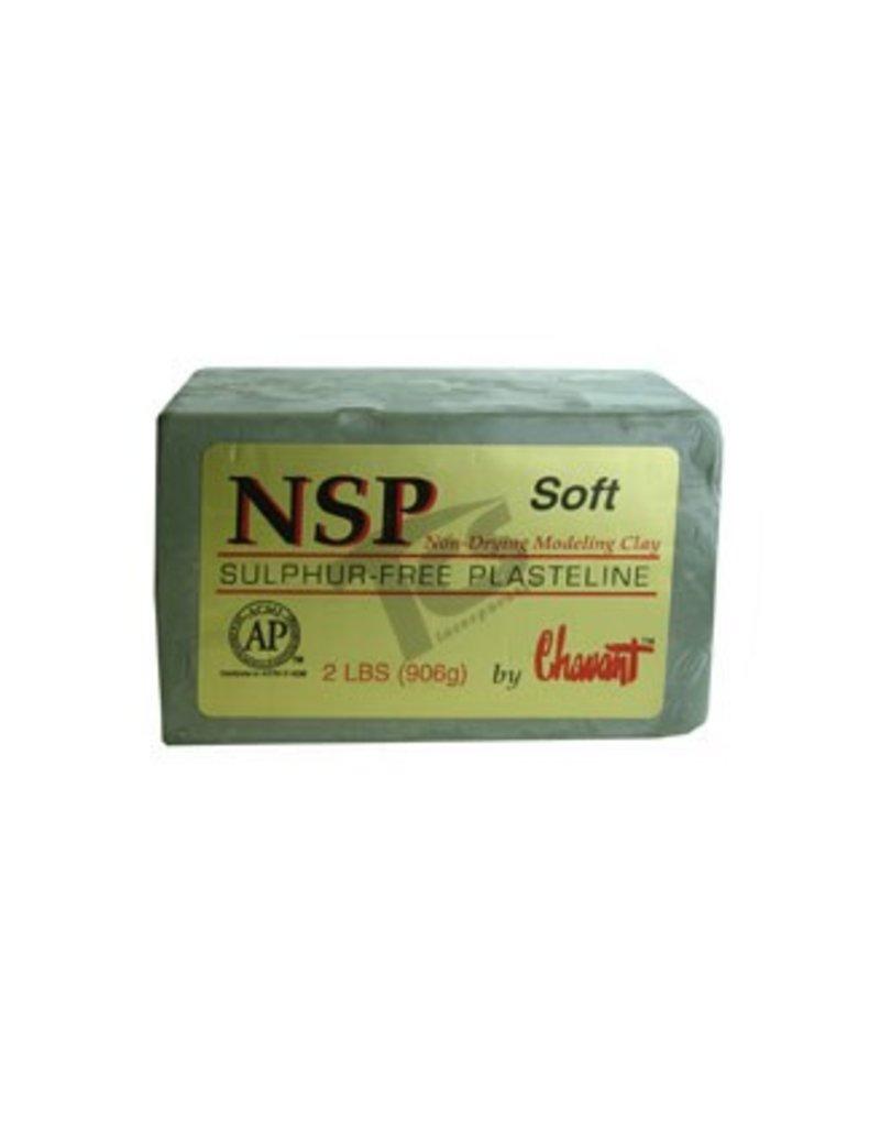 Chavant NSP Soft Green 2lb