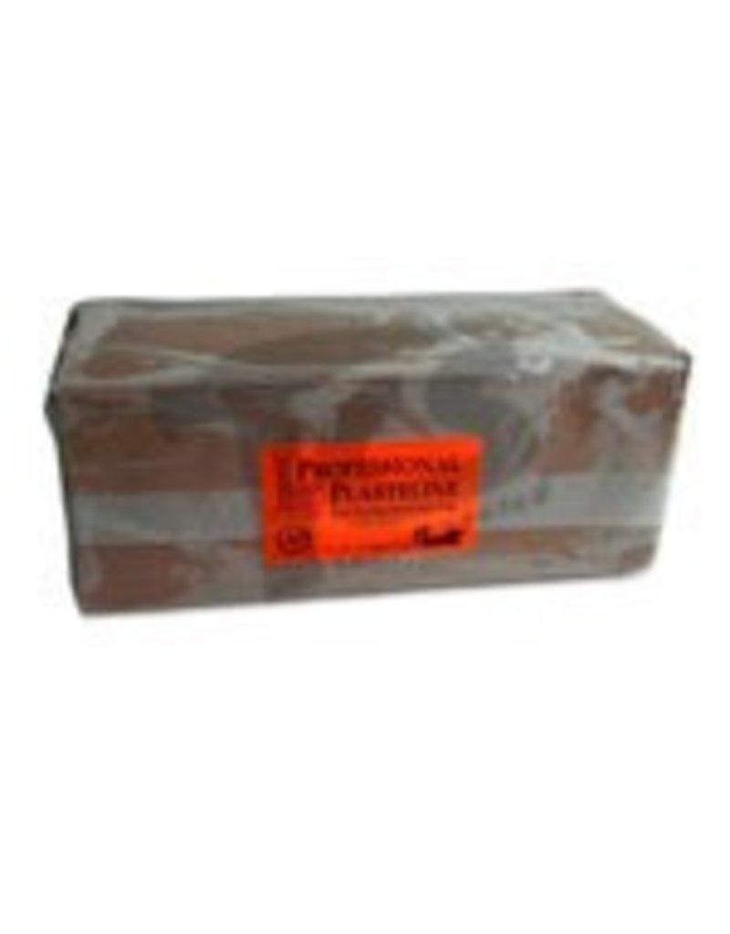 Chavant Professional Plasteline Brown 10lb