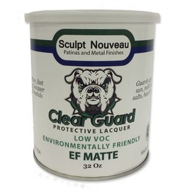 Sculpt Nouveau Clear Guard EF Matte 32oz