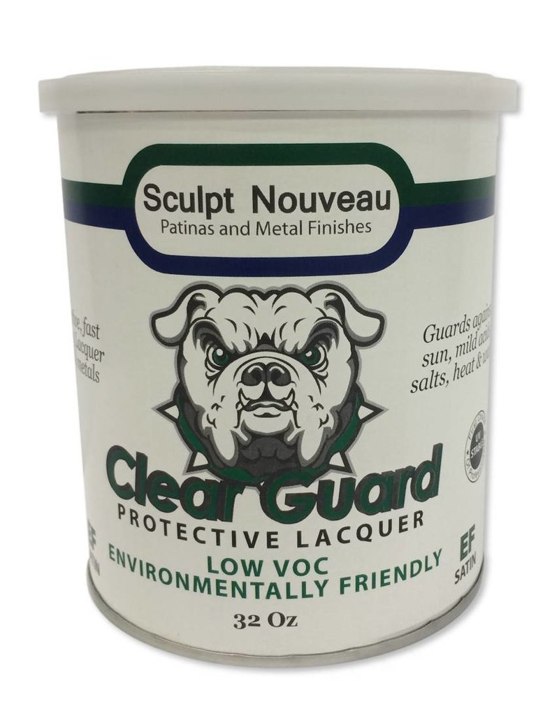 Sculpt Nouveau Clear Guard EF Satin 32oz