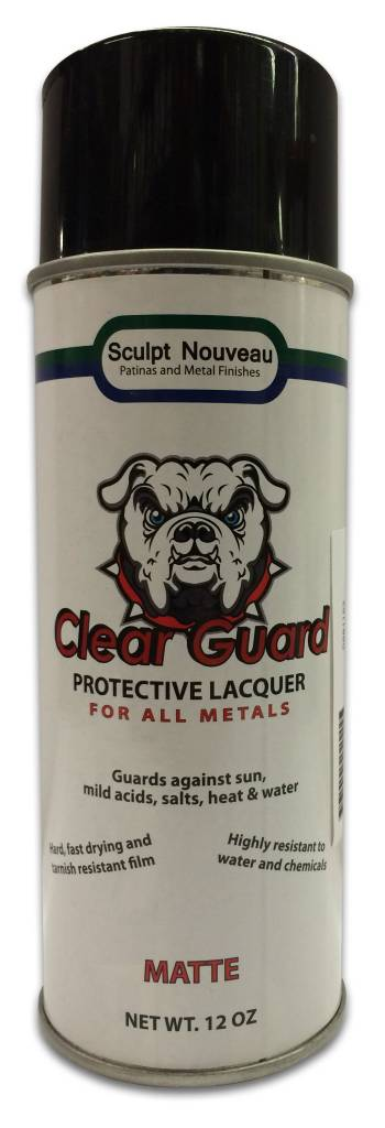 Sculpt Nouveau Clear Guard Matte 12oz Spray Can
