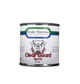 Sculpt Nouveau Clear Guard Matte 8oz