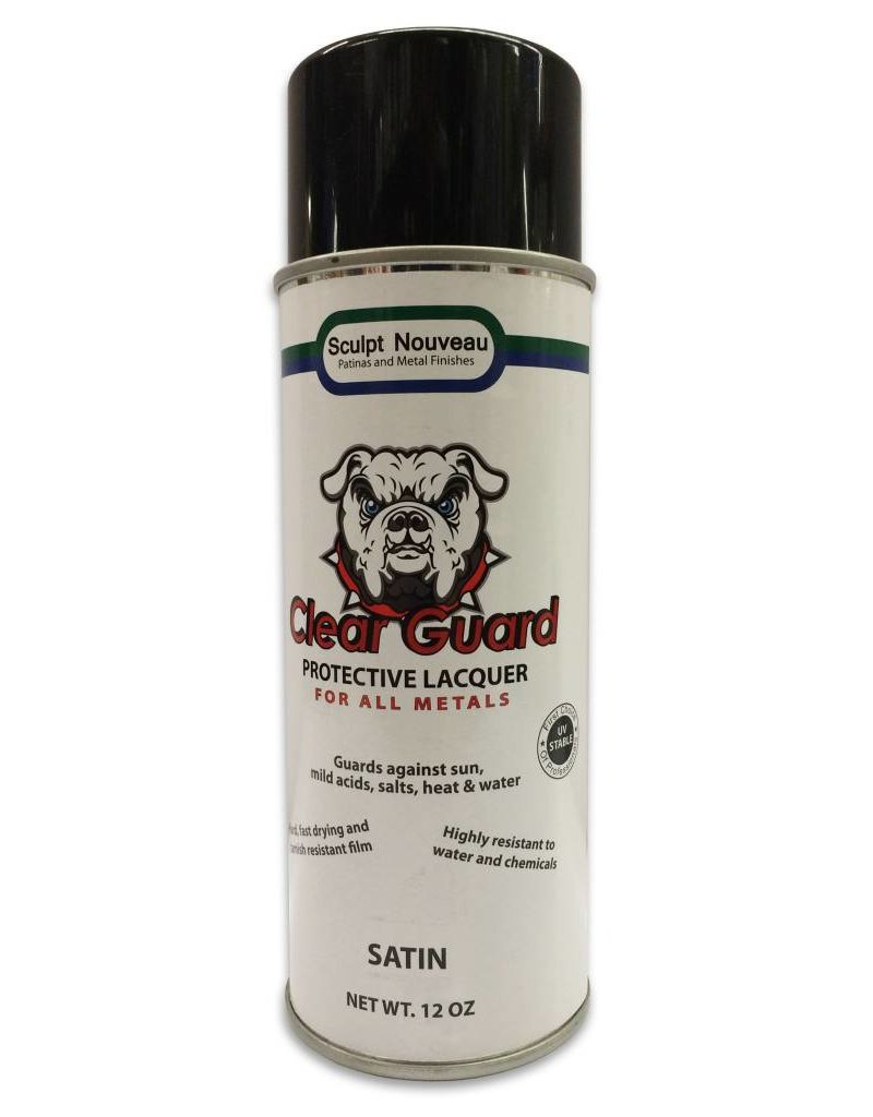 Sculpt Nouveau Clear Guard Satin 12oz Spray Can