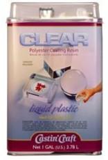 ETI, Inc Clear Polyester Casting Resin Gallon Kit