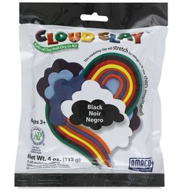 Amaco, Inc. Cloud Clay Black