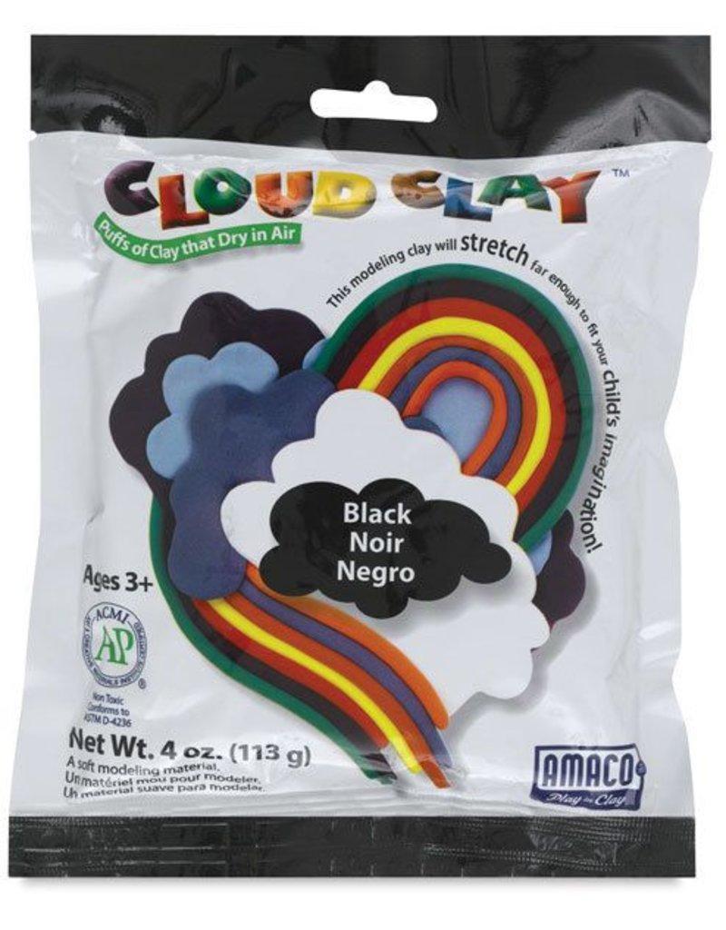 Amaco, Inc. Cloud Clay Black