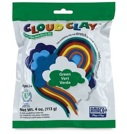 Amaco, Inc. Cloud Clay Green
