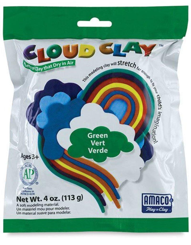 Amaco, Inc. Cloud Clay Green