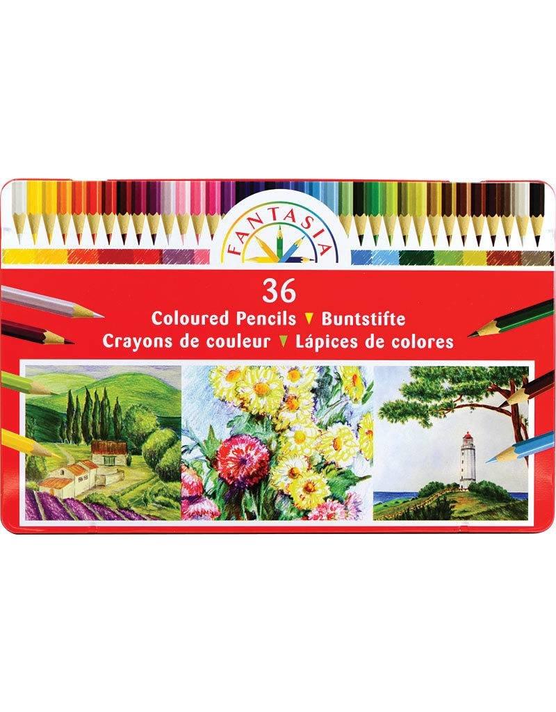 Colored Pencil 36pc Set